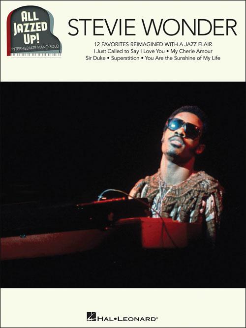 All Jazzed Up! - Stevie Wonder
