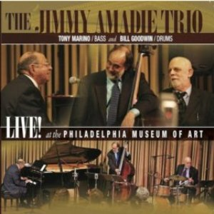 Jimmy Amadie - Live At The Philadelphia Museum of Art