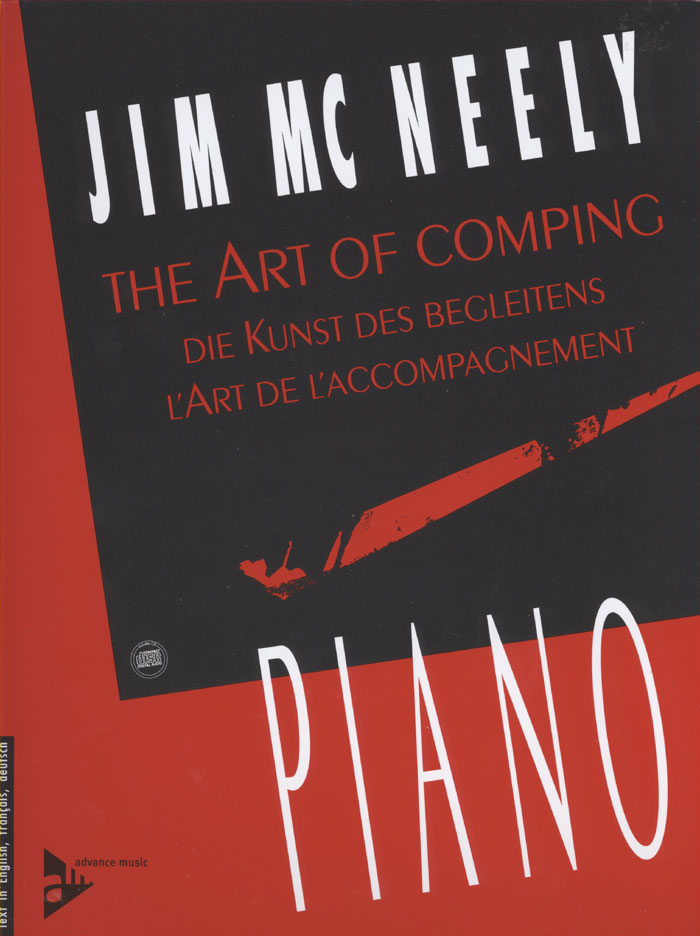 The Art Of Comping - Book/CD