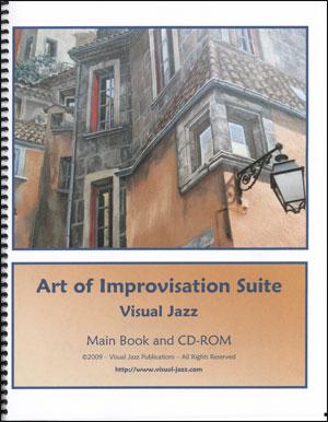 Art of Improvisation Suite - 2 Books/CD-ROM