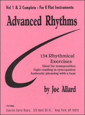 Advanced Rhythms - E Flat Version