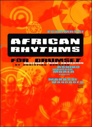 African Rhythms For Drumset
