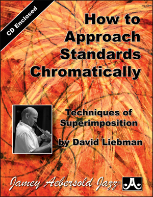 How To Approach Standards Chromatically - Bk/CD