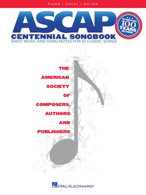 ASCAP Continental Songbook
