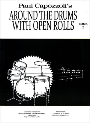 Around The Drums With Open Rolls Book 2