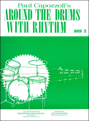 Around The Drums With Rhythm Book 3