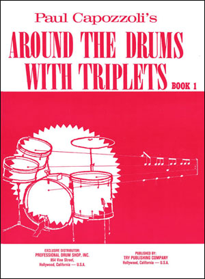 Around The Drums With Triplets Part 1