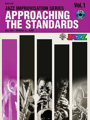 Approaching The Standards Volume 1 in Bass Clef