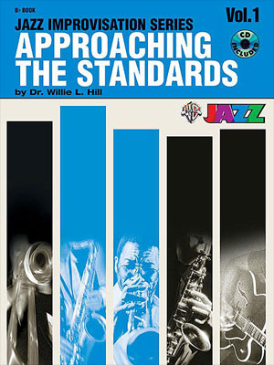 Approaching The Standards Volume 1 in B Flat