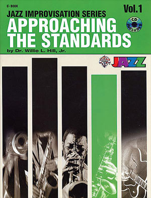 Approaching The Standards Volume 1 in E Flat