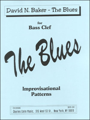 The Blues - Improvisational Patterns - Bass Clef