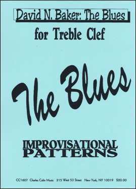 The Blues - Improvisational Patterns - Treble Clef