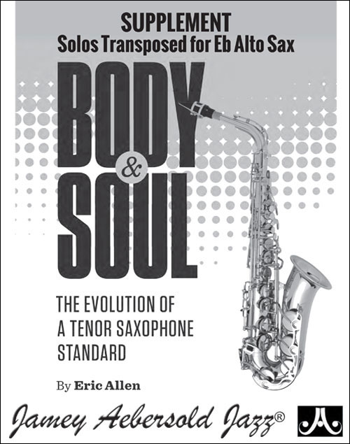 Body and Soul Supplement - For Eb Instruments