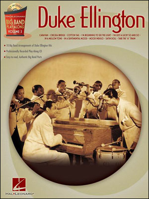 Big Band Duke Ellington - Play-Along for Bass