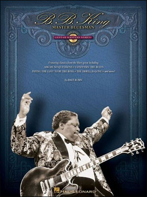 B.B. King - Master Bluesman: Deluxe Edition Bk/CD
