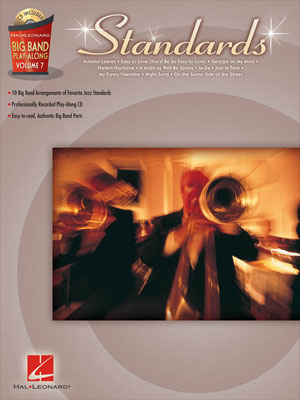 Big Band Standards - Play-Along for Trumpet