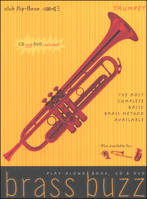 Brass Buzz - CD/DVD For The Beginning Brass Player for Trumpet