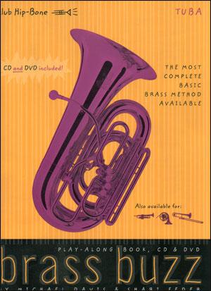Brass Buzz - CD/DVD For The Beginning Brass Player for Tuba