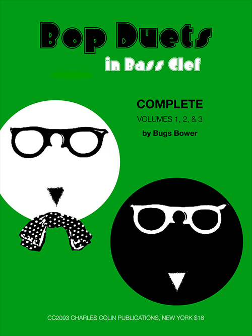 Bop Duets Complete Edition - Bass Clef