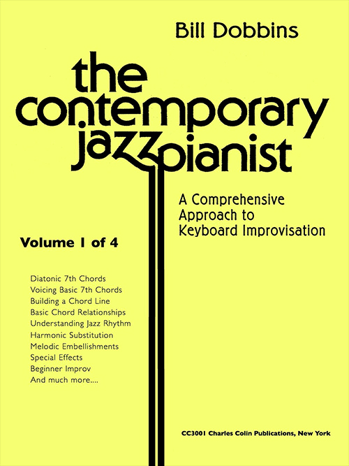 The Contemporary Jazz Pianist - Volume 1