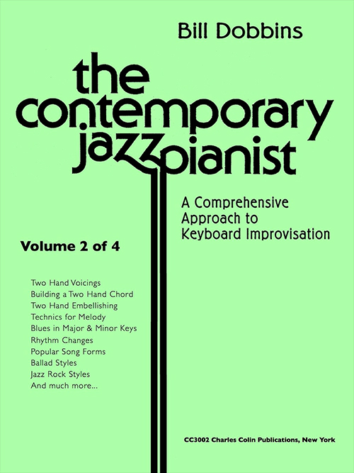 The Contemporary Jazz Pianist - Volume 2