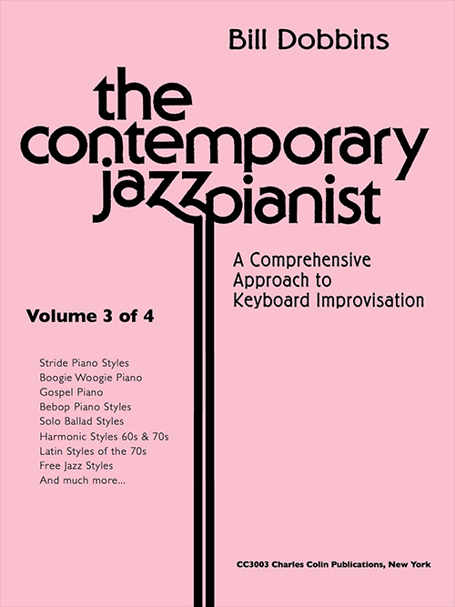 The Contemporary Jazz Pianist - Volume 3