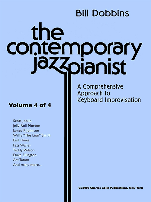 The Contemporary Jazz Pianist - Volume 4
