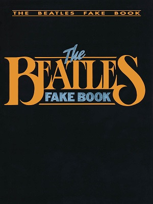 BEATLES FAKE BOOK