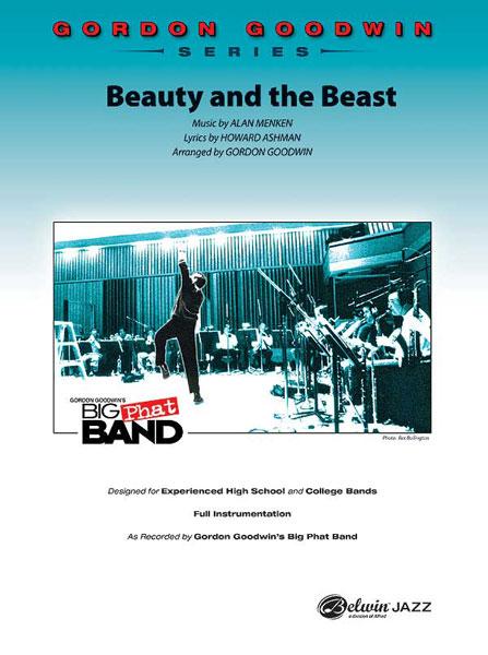 "Gordon Goodwin Series - Big ""Phat"" Band Arrangements - Beauty And The Beast"