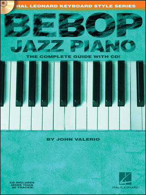 Bebop Jazz Piano - Hal Leonard Keyboard Style Series