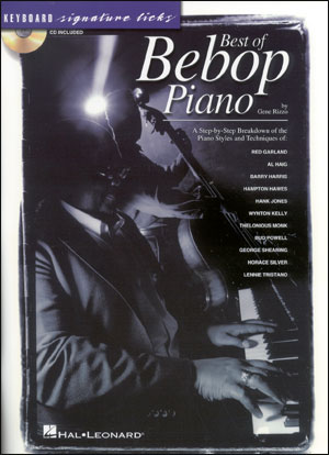 The Best Of Bebop Piano