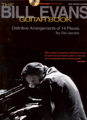 Bill Evans Guitar Book