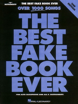 THE BEST FAKE BOOK EVER - E FLAT