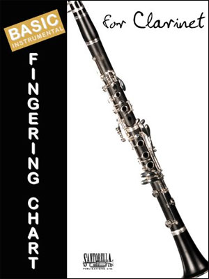 Basic Fingering Chart for Clarinet