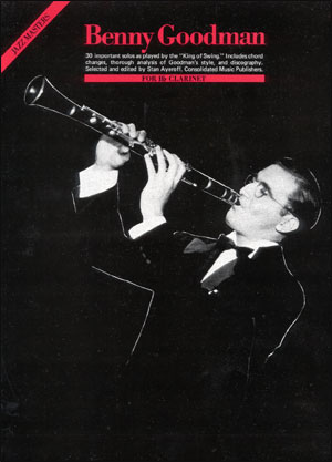 Jazz Masters - Benny Goodman - B Flat