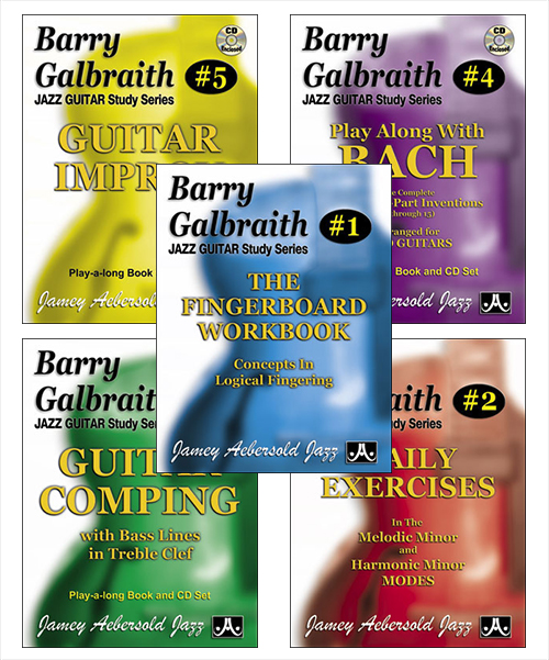 Barry Galbraith Entire Set (Vol. 1-5)