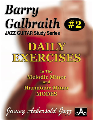 Barry Galbraith - Daily Exercises