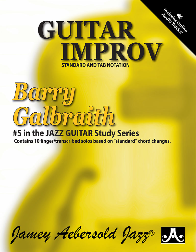Barry Galbraith - Guitar Improv