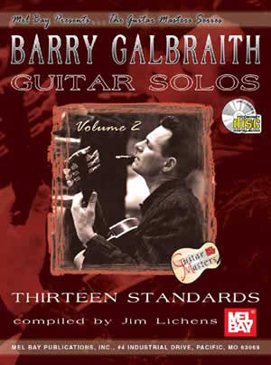 Barry Galbraith Guitar Solos - Volume 2