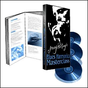 Jerry Portnoy's Blues Harmonica Masterclass