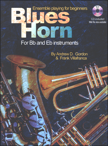 Blues Horn - Ensemble Playing for B Flat & E Flat Instruments