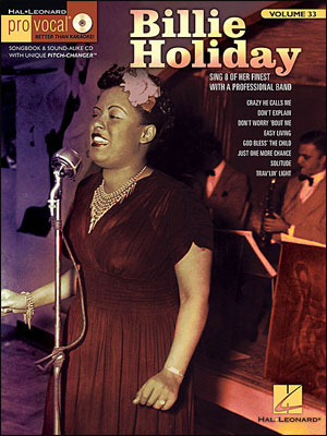 Billie Holiday - Pro Vocal