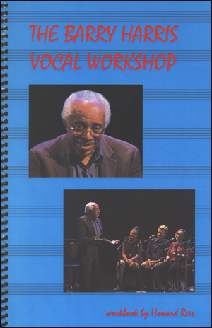 The Barry Harris Vocal Workshop - BK/DVD