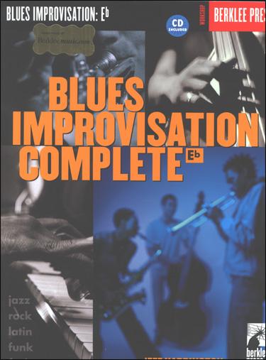 Blues Improvisation Complete in B Flat Key