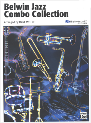 Belwin Jazz Combo Collection Sextet/Septet for Drums