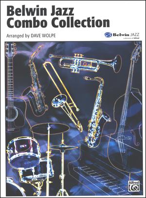 Belwin Jazz Combo Collection Sextet/Septet for Guitar