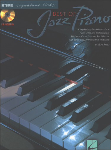 Best Of Jazz Piano - BK/CD