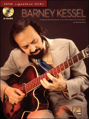 Barney Kessel: A Step-by-Step Breakdown of His Guitar Styles and Techniques