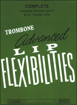 Trombone Advanced Lip Flexibilities - Complete