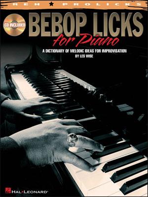 Bebop Licks for Piano